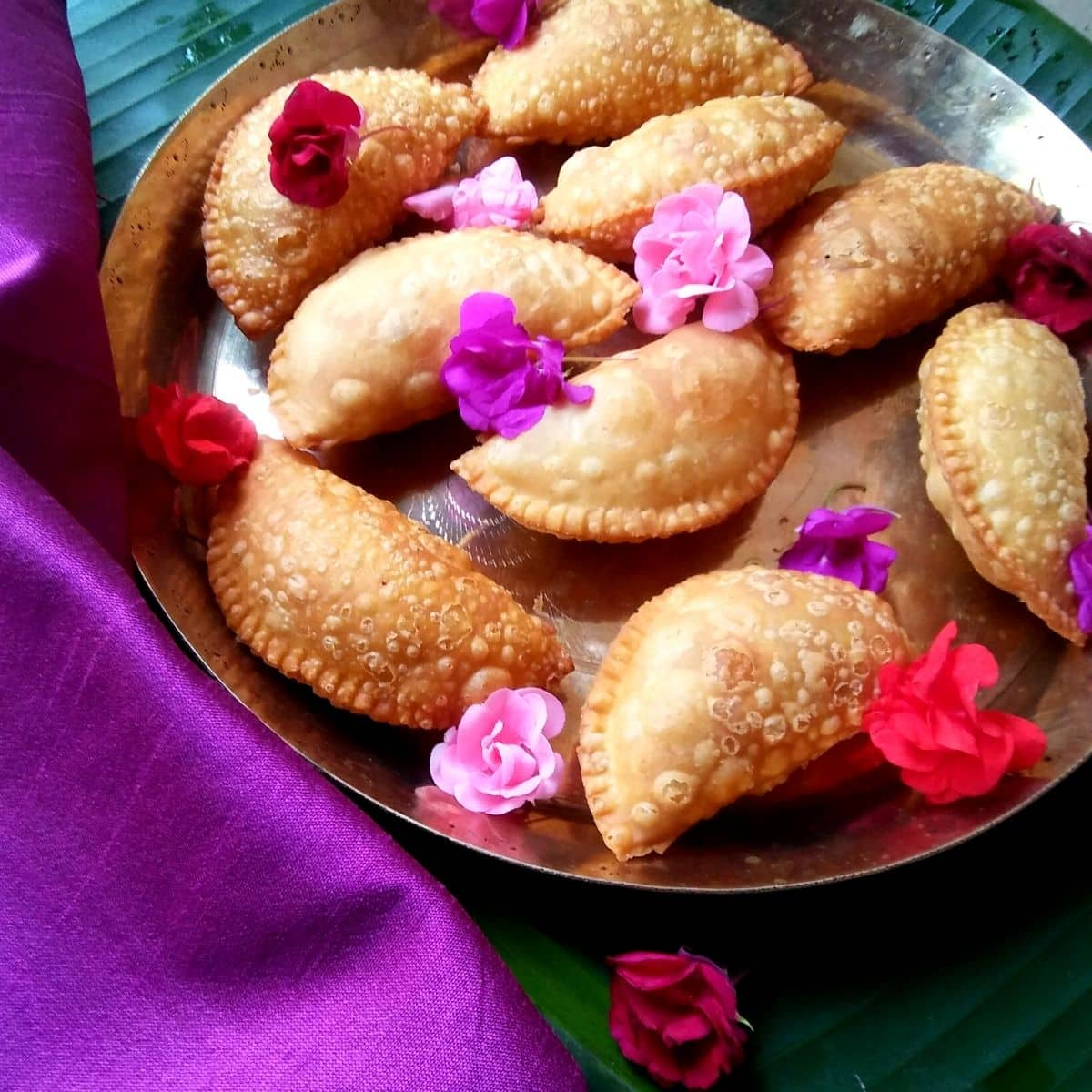 This recipe is a traditional Maharashtrian fried sweet snack often made for festive occasions like Diwali and Holi. Which is easy and drool-worthy.