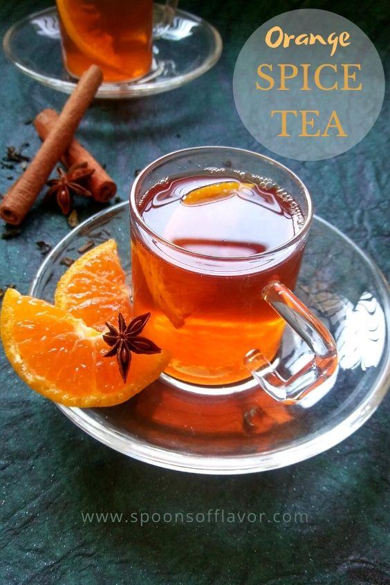 Orange Spice Tea Recipe