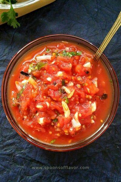 Roasted Tomato Chutney 2